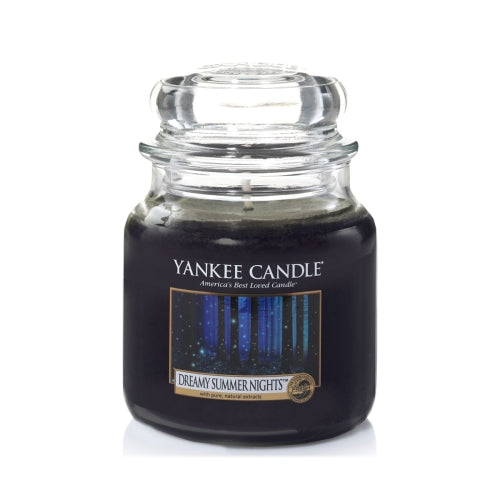 Yankee Candle Dreamy Summer Nights Medium Jar