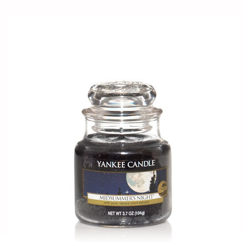 Yankee Candle Midsummer's Night Small Jar Geurkaars
