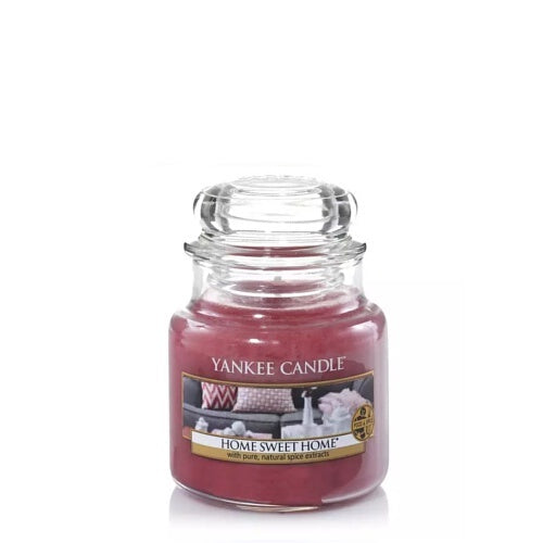 Yankee Candle Home Sweet Home Small Jar Geurkaars