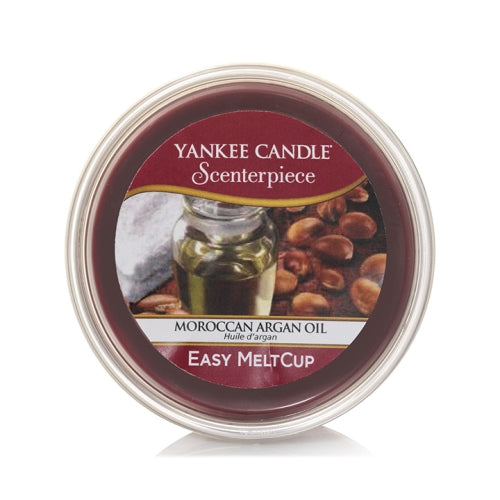 Yankee Candle Moroccan Argan Oil Scenterpiece Melt Cup