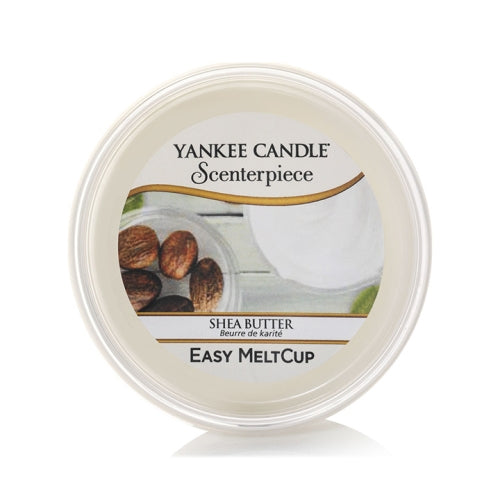 Yankee Candle Shea Butter Scenterpiece Melt Cup