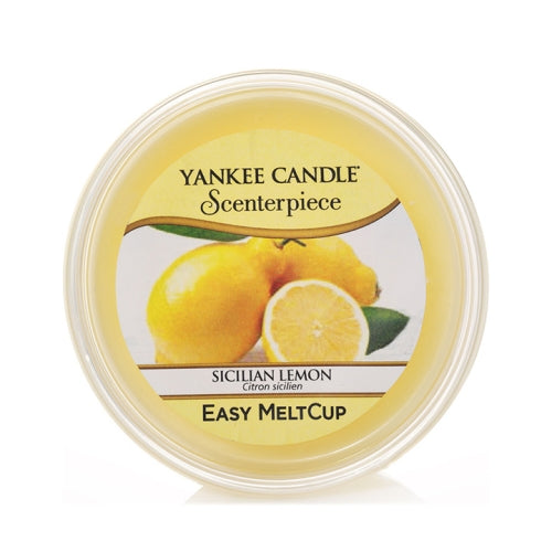 Yankee Candle Sicilian Lemon Scenterpiece Melt Cup