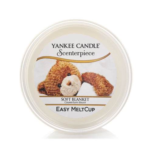 Yankee Candle Soft Blanket Scenterpiece Melt Cup
