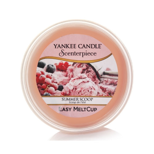 Yankee Candle Summer Scoop Scenterpiece Melt Cup