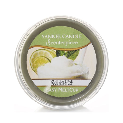 Yankee Candle Vanilla Lime Scenterpiece Melt Cup