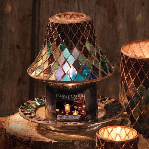 Yankee Candle Autumn Night Medium jar Geurkaars