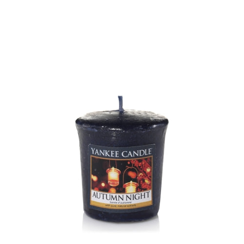 Yankee Candle Autumn Night Votive Geurkaars