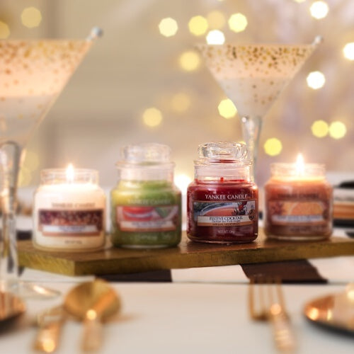 Yankee Candle Festive Cocktail Small Jar Geurkaars