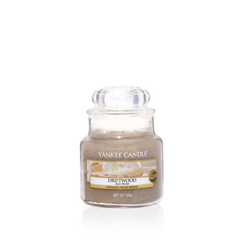 Yankee Candle Driftwood Small Jar