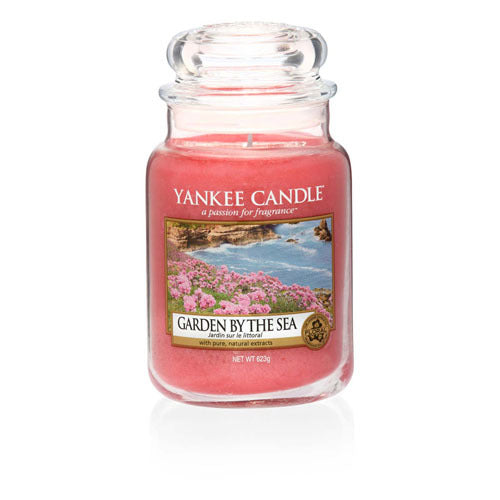 Yankee Candle Garden By The Sea Large Jar Geurkaars