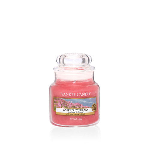 Yankee Candle Garden By The Sea Small Jar Geurkaars