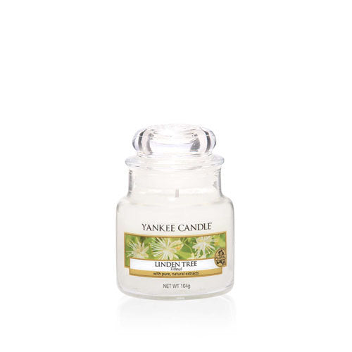 Yankee Candle Linden Tree Small Jar Geurkaars