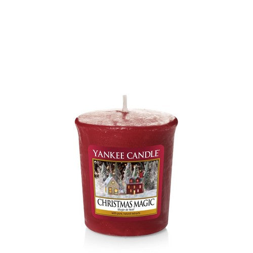 Yankee Candle Christmas Magic Votive Candle