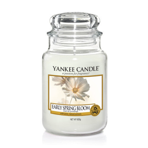 Yankee Candle Early Spring Bloom Large Jar Geurkaars Limited Edition