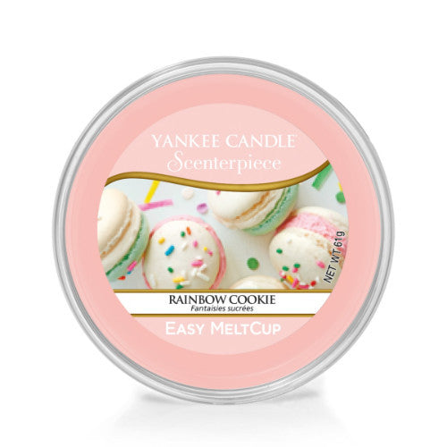 Yankee Candle Rainbow Cookie Scenterpiece Melt Cup Meltcup