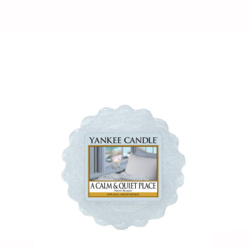 Yankee Candle A Calm & Quiet Place Wax Tart Geurkaars