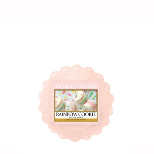 Yankee Candle Rainbow Cookie Wax Tart Geurkaars