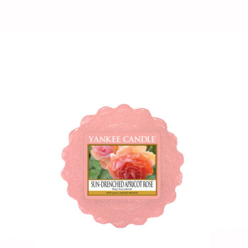 Yankee Candle Sun-Drenched Apricot Rose Wax Tart Geurkaars