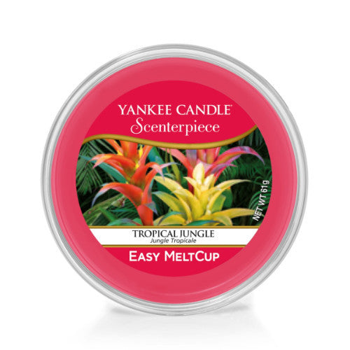 Yankee Candle Tropical Jungle Scenterpiece Melt Cup