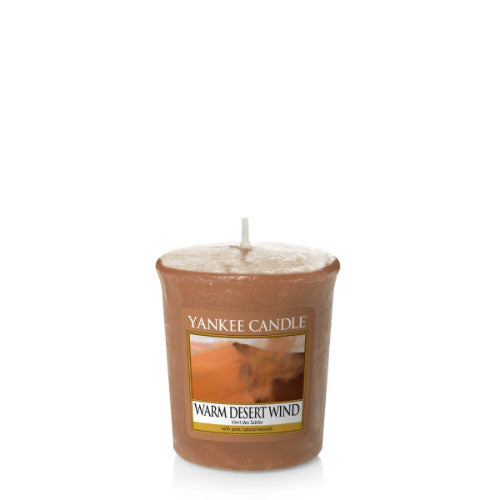 Yankee Candle Warm Desert Wind Votive Candle