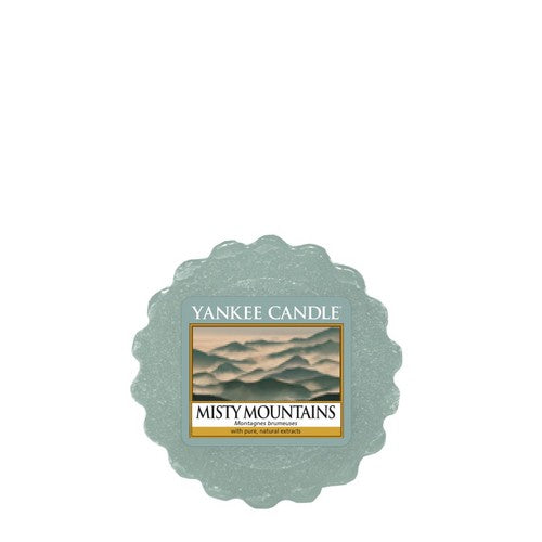 Yankee Candle Misty Mountains Wax Melt