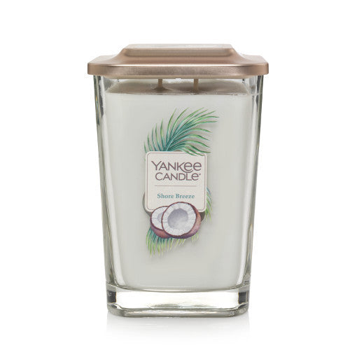 Yankee Candle Shore Breeze Large Elevation Geurkaars