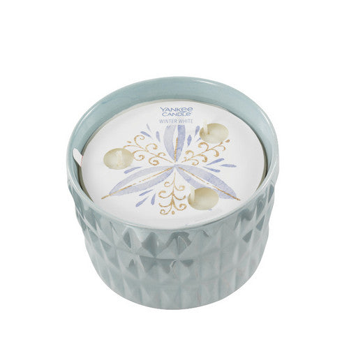 Yankee Candle Winter Wish All is Bright 3-Wick Ceramic