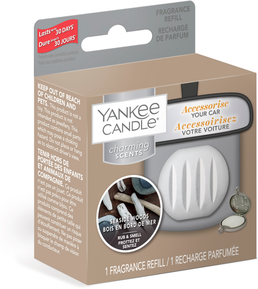 Yankee Candle Seaside Woods Charming Scents Refill