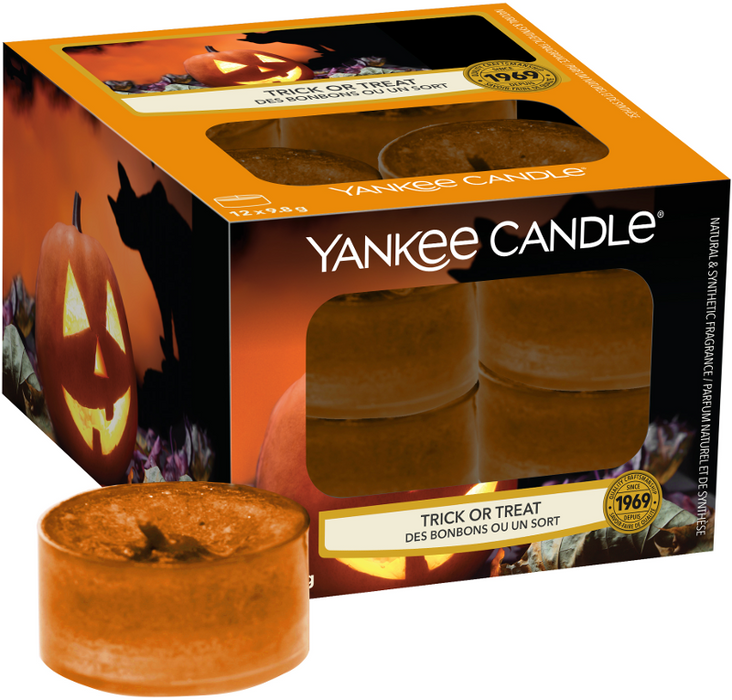 Yankee Candle Trick or Treat Tea Lights
