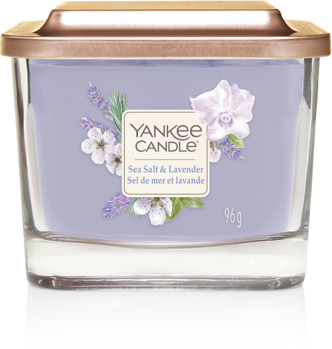Yankee Candle Sea Salt & Lavender Small Vessel