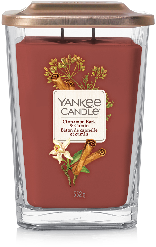 Yankee Candle Cinnamon Bark & Cumin Large Vessel