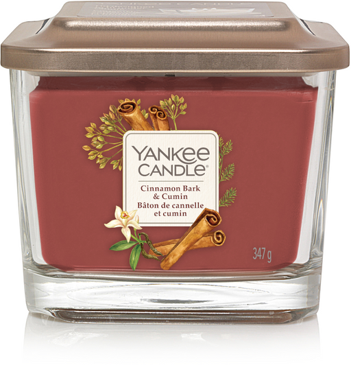Yankee Candle Cinnamon Bark & Cumin Medium Elevation