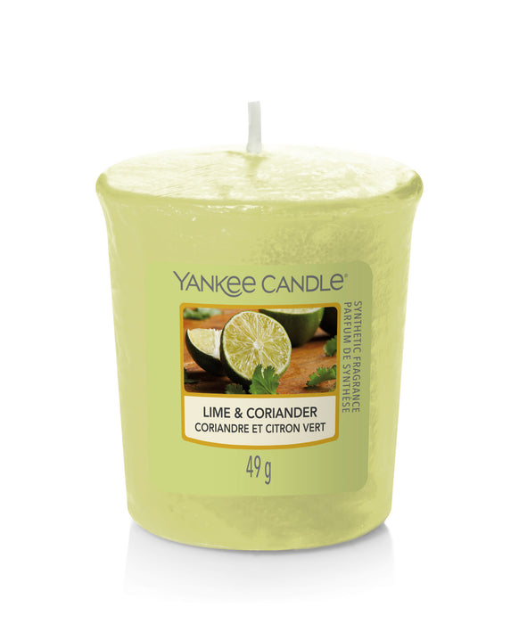 Yankee Candle Lime  and Coriander Votive
