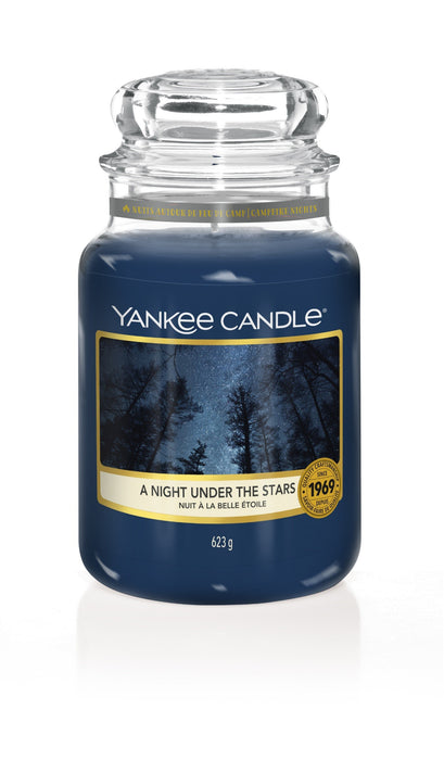 Yankee Candle A Night Under The Stars Large Jar