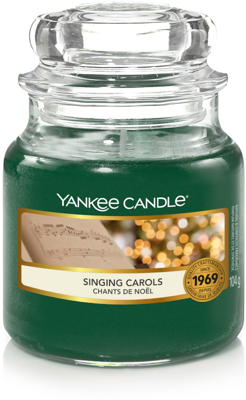 Yankee Candle Singing Carols Small Jar