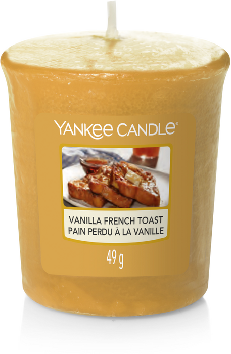 Yankee Candle Vanilla French Toast Votive