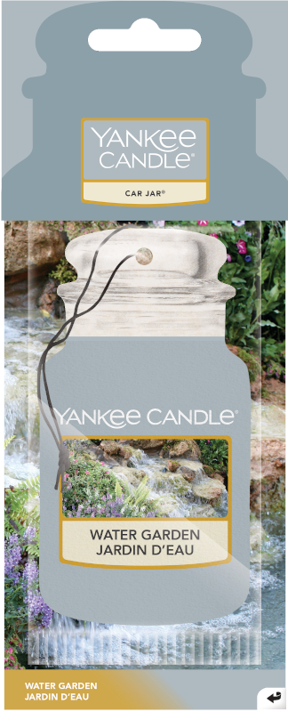 Yankee Candle Water Garden Car Jar Classic