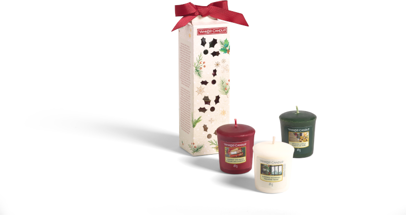 Yankee Candle Magical Christmas Morning 3 Votives