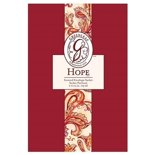 Greenleaf Hope Large Sachet