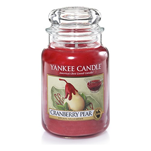 Yankee Candle Cranberry Pear Large Jar Geurkaars