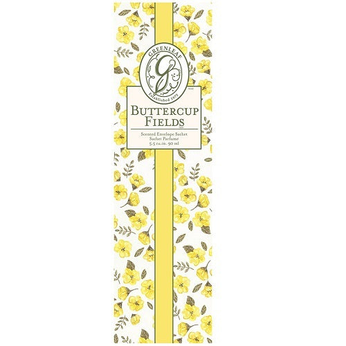 Greenleaf Buttercup Fields Slim Sachet
