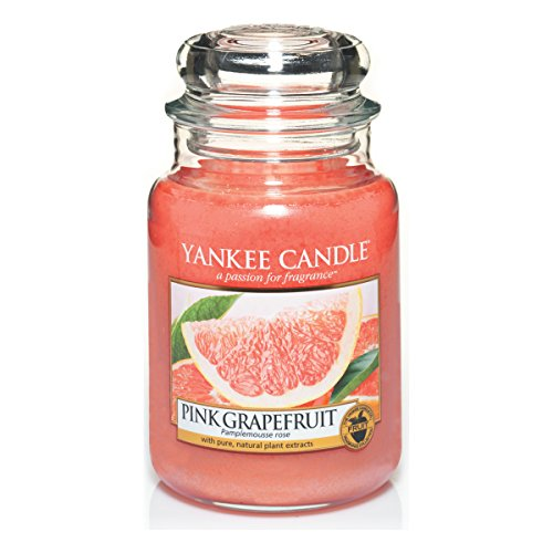 Yankee Candle Pink Grapefruit Large Jar Geurkaars
