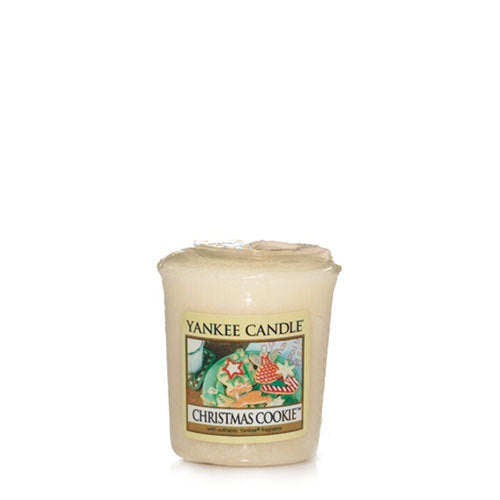 Yankee Candle Christmas Cookie Votive Geurkaars
