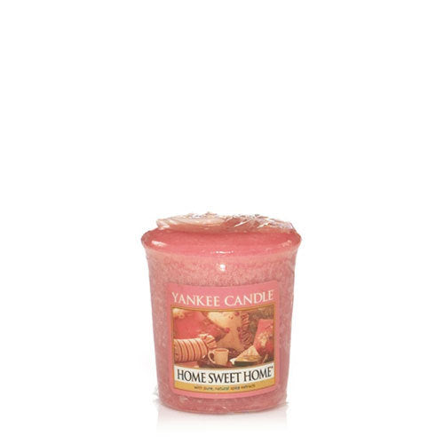 Yankee Candle Home Sweet Home Votive Geurkaars