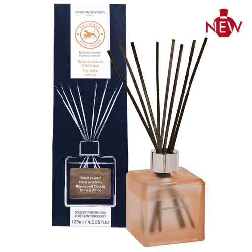 Maison Berger Paris Anti-odor Pet #2 Floral & Zesty Reed Diffuser