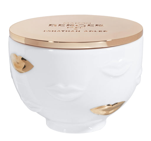 Maison Berger Paris Green Tea Jonathan Adler Ceramic Jar Candle