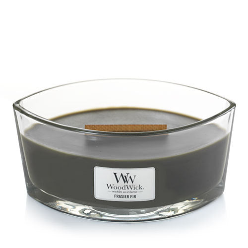 WoodWick Frasier Fir Ellipse Candle