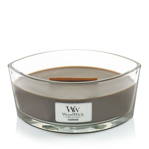 WoodWick Oudwood Ellipse Candle