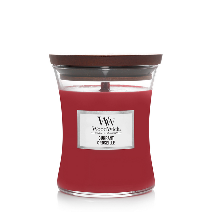 WoodWick Currant Medium Candle