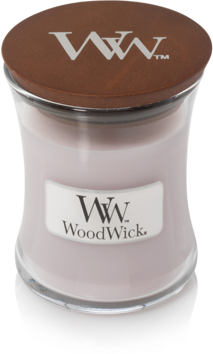 WoodWick Wild Violet Mini Candle